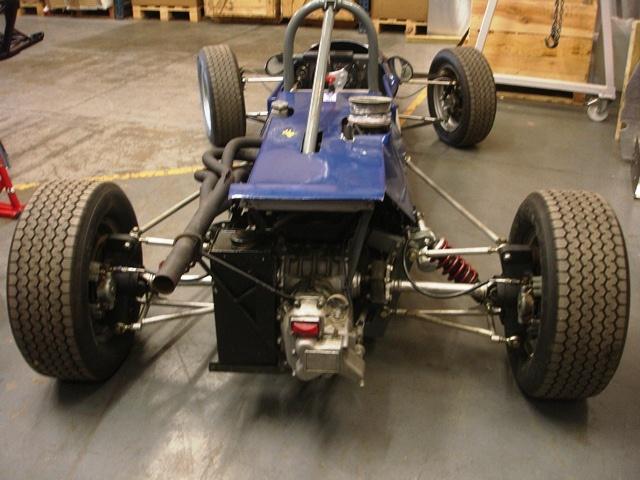 Elden Formula Ford 1600 Mk 6