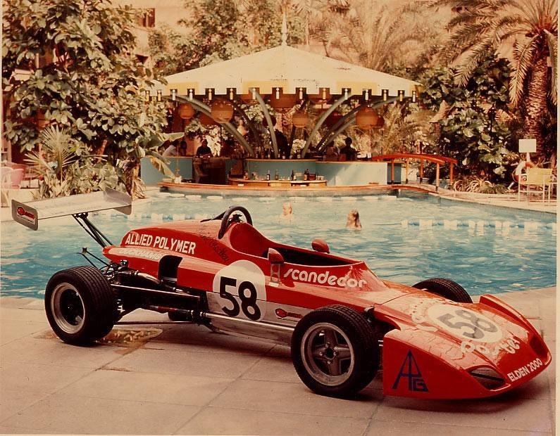 Elden Formula Ford 2000 Mk 18