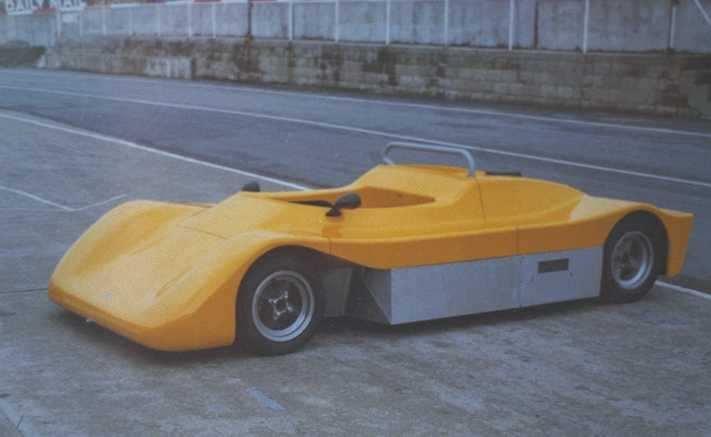 Saracen Sports 2000 Mk 23