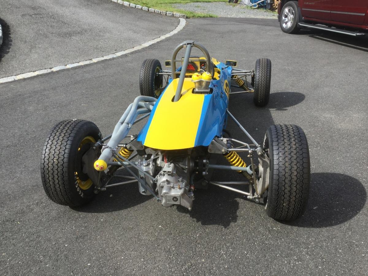 Elden Formula Ford Mk 10