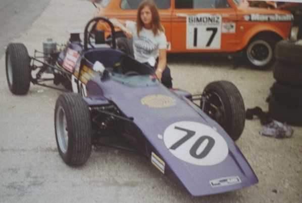 Elden Formula Ford Mk 10C
