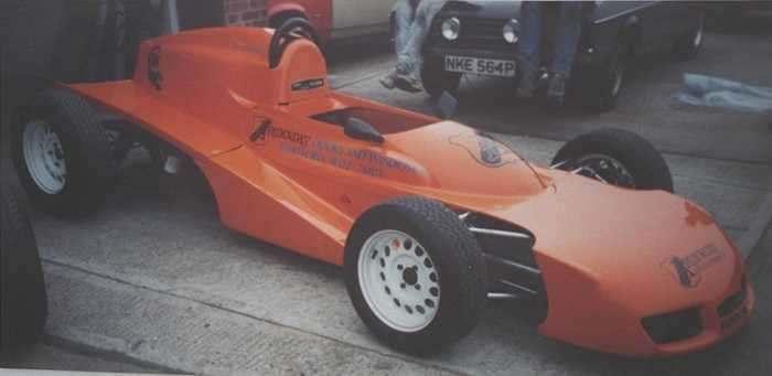 Elden Formula Ford Mk 10A