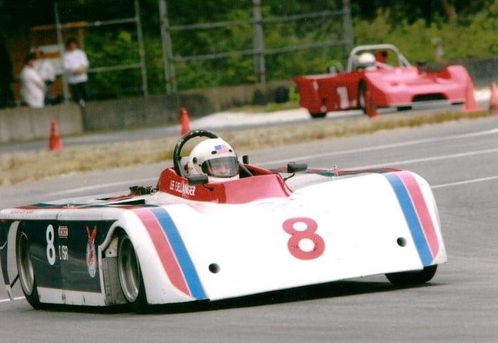 Elden Mk 12 Converted to Sports Racer