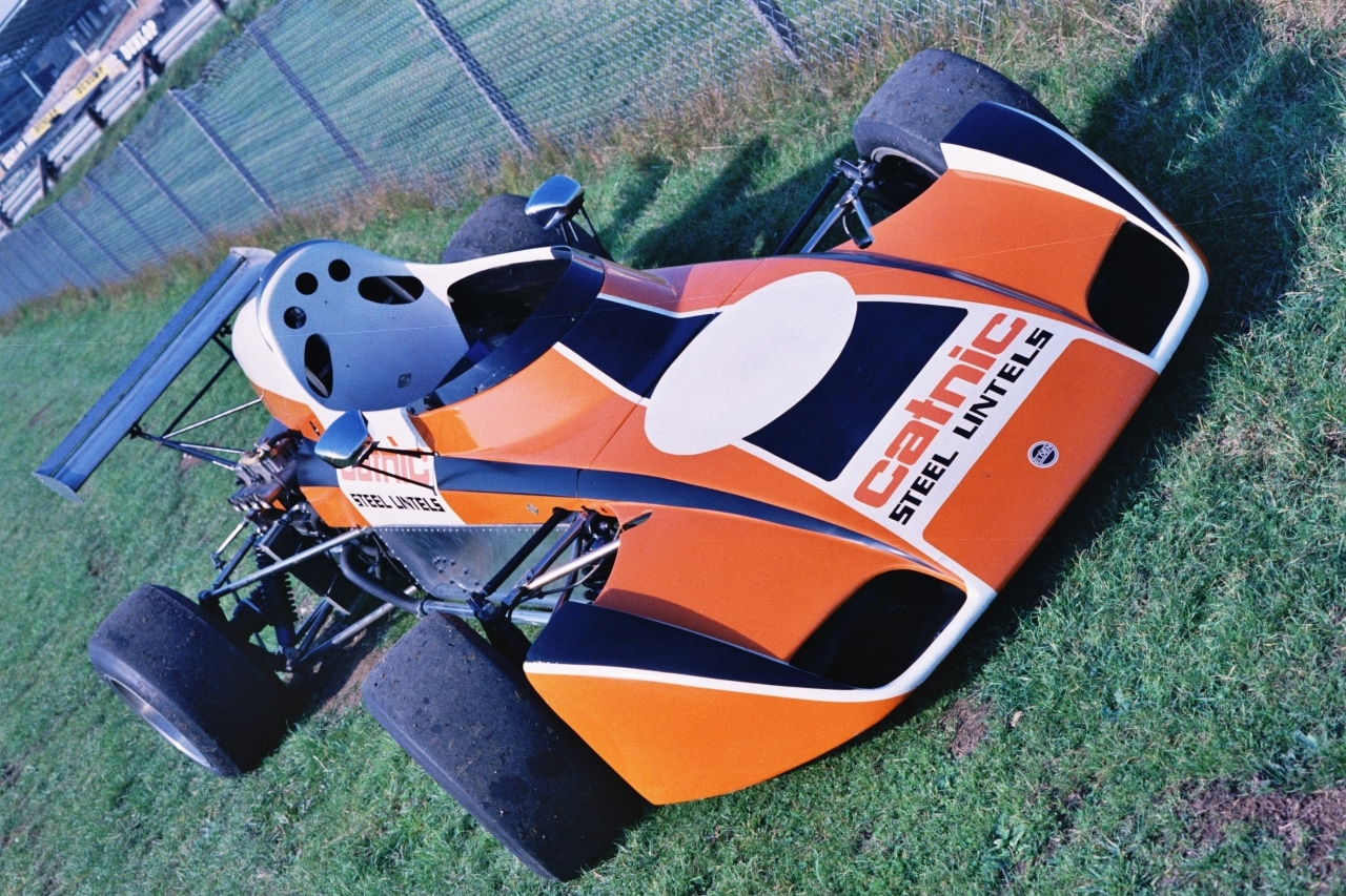 Elden Formula 3 Mk 12