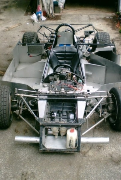 Elden Mk 12 Converted to Sports Racer
