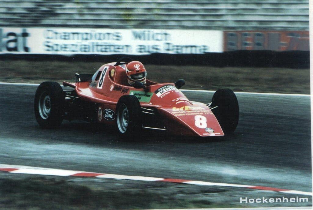 Saracen Formula Ford Mk 20