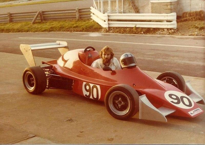 Saracen Formula Ford Mk 21