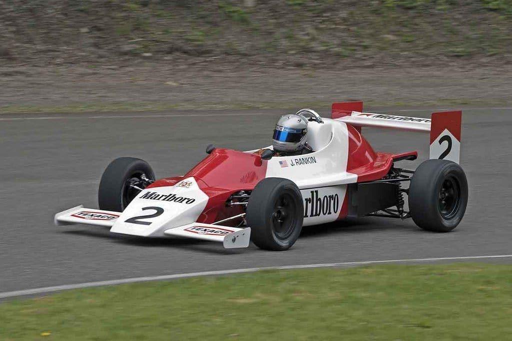 Saracen Mk22 as Formula Super Vee
