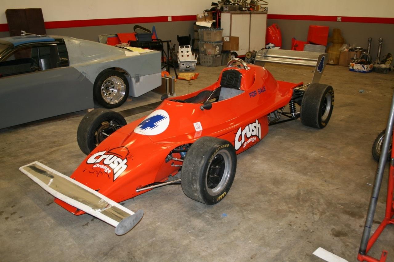 Saracen Mk22 as Formula C