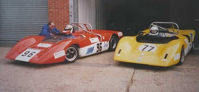 Sturgess Formula F100 Sports Car Mk 7